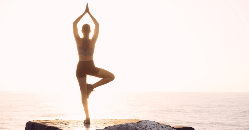 Yoga-self care is not selfish