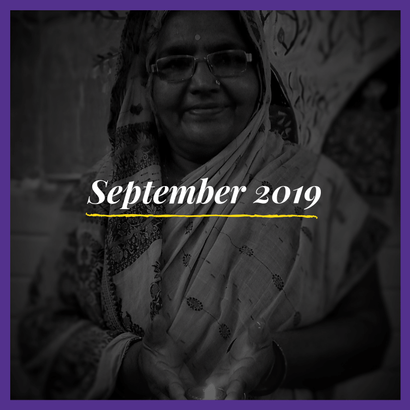 Artscape September 2019 Newsletter
